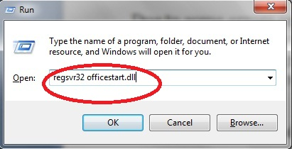 Errors occurring during installing Office