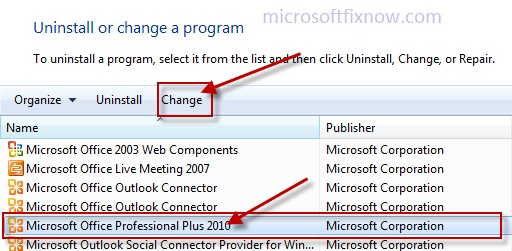 Microsoft Word not Opening, Excel or PowerPoint not Working